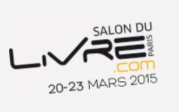 Salon du livre - Paris 2015