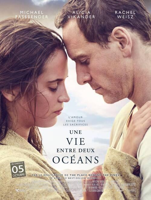 UNE VIE ENTRE DEUX OCÉANS (BANDE ANNONCE VF) avec Michael Fassbender, Alicia Vikander et Rachel Weisz - Au cinéma le 5 octobre 2016 (LIGHT BETWEEN THE OCEANS)