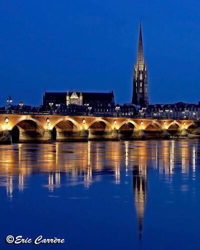 Bordeaux vu par Eric Carrère