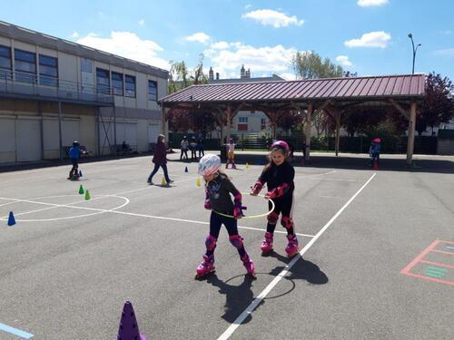 Activités physiques à l'école