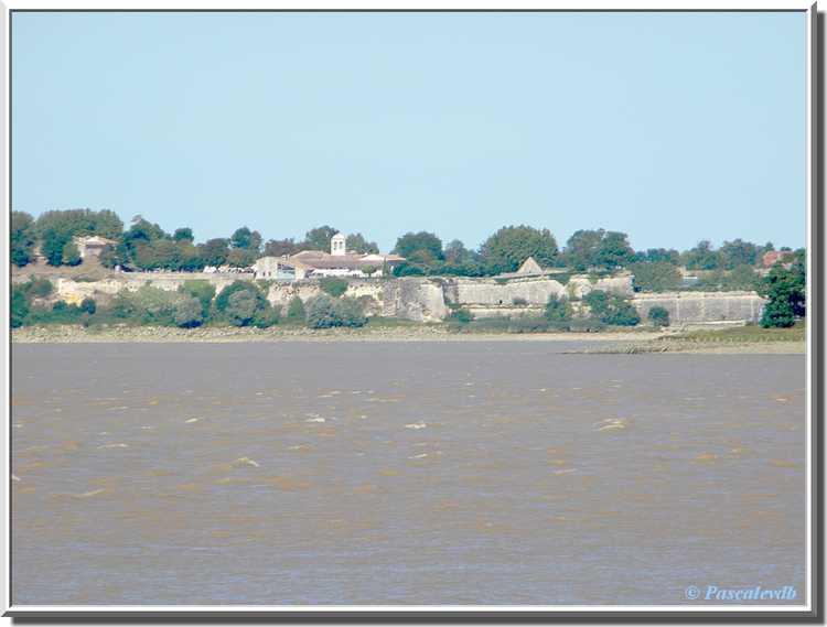 Fort Médoc - citadelle de Blaye