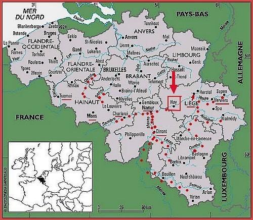La meuse belgique for Chambre d agriculture luxembourg