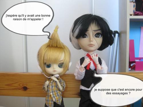Story 1 : Les combis #4
