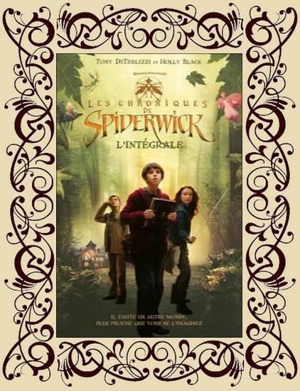 Les Chroniques de Spiderwick, intégrale