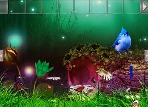 Jouer à Fantasy forest hamlet escape