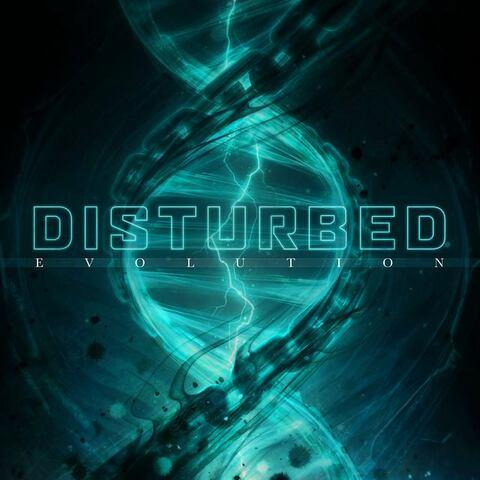 DISTURBED - Un nouvel extrait de l'album Evolution dévoilé
