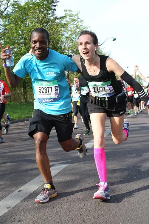 Le marathon de Mamth