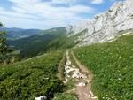 Les montagnes autour de Villard de Lans
