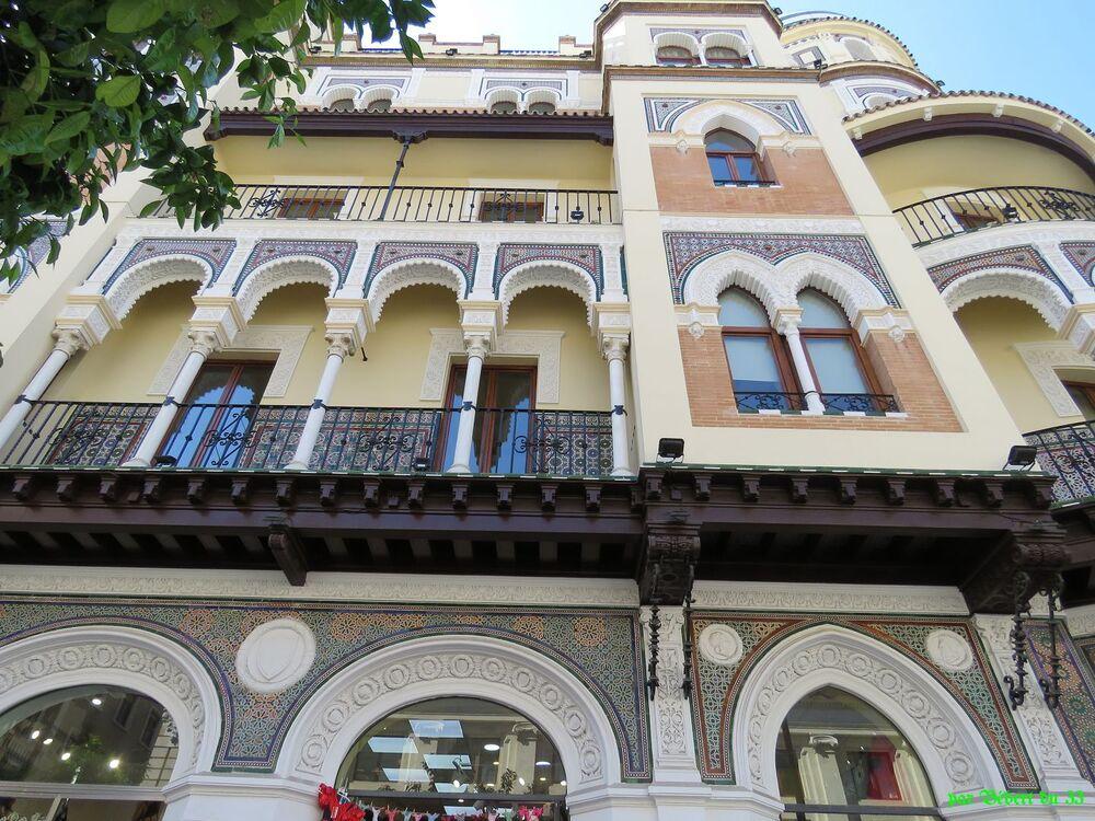 Seville en Andalousie -3