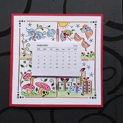 2eme serie calendriers hobby dot