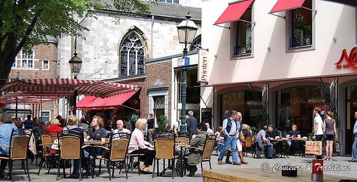 Aachen - Aix la chapelle