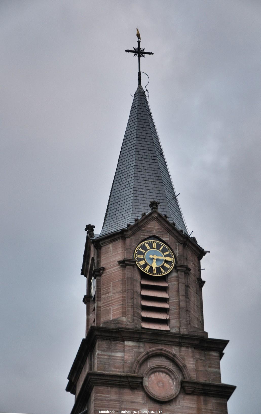 Rothau - Bas-Rhin