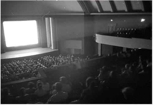 CINEMAS ET CINEPHILIE II. Cinémas de Marseille, la périphérie