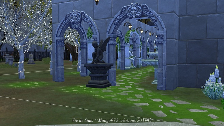 Les Sims 4 : Eglise Santa Maria-Dolores