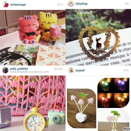 "Favoris | Instagram Mai 2015 "" Kawaï & Bonus """