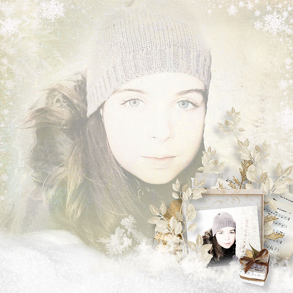 """""""Christmas Songs"""" de Paprika  et Doudou's D"""
