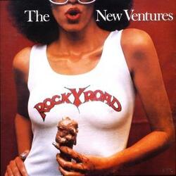 The New Ventures - Rocky Road - Complete LP