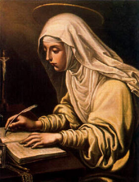 Sainte Catherine de Ricci