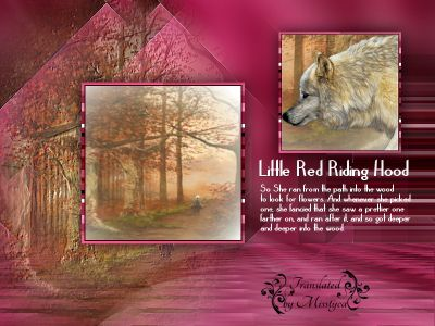 Red Riding Hood - Karin