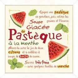 Sal à 4: La soupe de pastèque 4