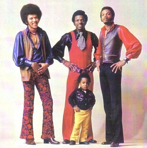 "The Delfonics : Album "" Tell Me This Is A Dream "" Philly Groove Records PG 1154 [ US ]"
