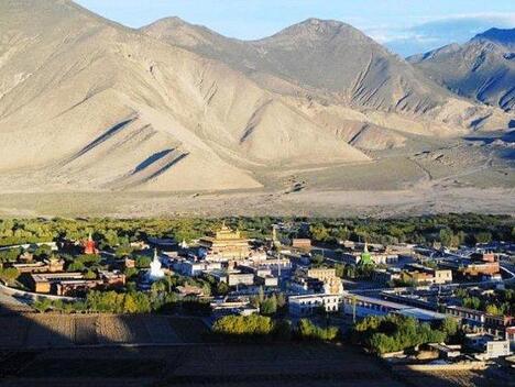17 Le premier monastère bouddhiste au Tibet
