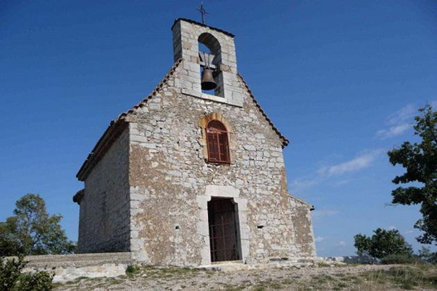 Chapelle Saint-Sébastien à Courry