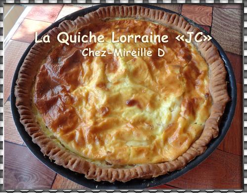 """La Quiche Lorraine """"JC"""""""