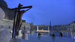 Parution d'un recueil de réflexions du Pape François sur la vie après la pandémie