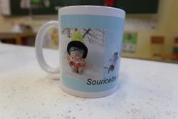 Petits de VIS : vente de photos et de mugs de Souricette du 27/01 au 04/02