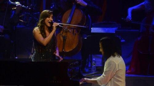 YANNI & Lauren Jelencovich - Nightingale  (Musiques pour l'âme)