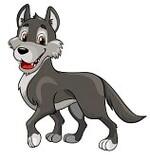 Etiquettes de porte-manteaux : les p'tits loups