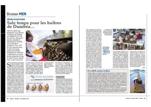 Octobre 2012 - Magazine Objectif