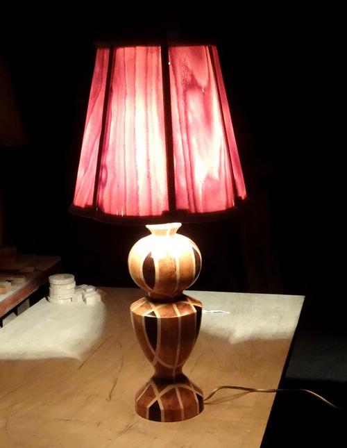 Les lampes magiques de Jean Glace....