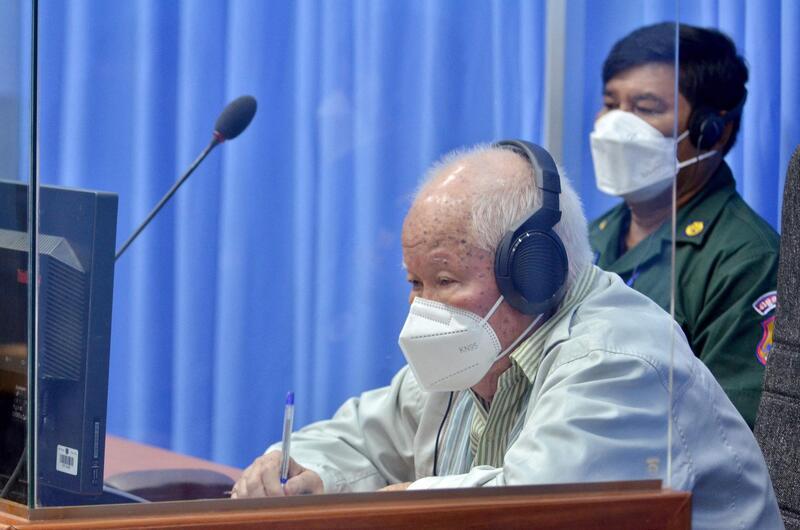 Condamné pour génocide, le dernier dirigeant khmer rouge fait appel
