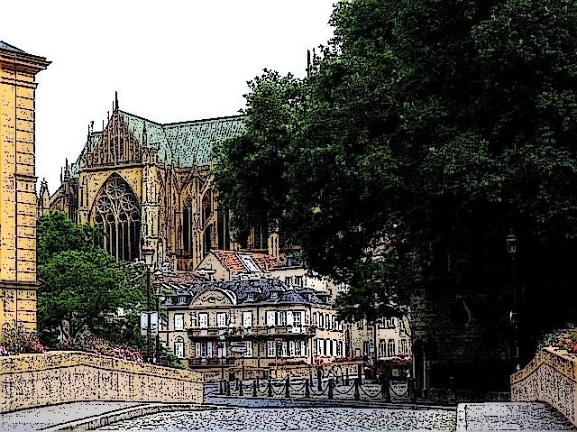 Rues de la Moselle 18 Marc de Metz 14 02 2013