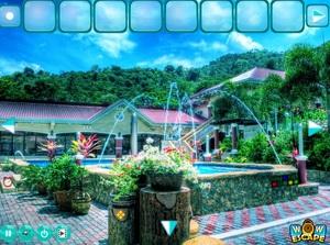 Jouer à Resort escape