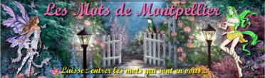 Atelier chez Marie . Les mots de Montpelliers