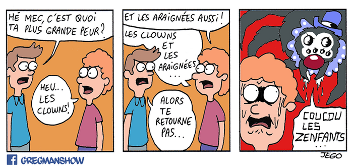 bandes-dessinées hilarantes.2ème partie