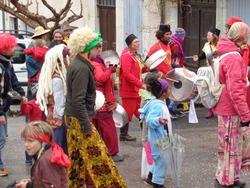 --- Carnaval 2019 à Saillans - Soubeyranne ----