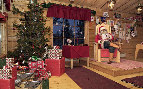 Séjour à la rencontre du père Noël - 4jours/3 nuits - Kittila - Jusqu'à  -70% | Voyage Privé