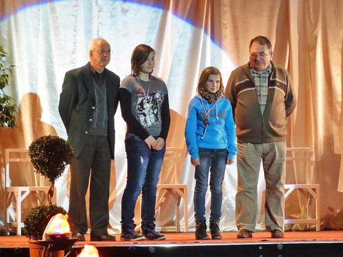 Les Lauriers du Sport 2011 à Châtillon sur Seine...