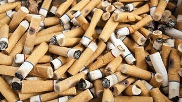 Les mégots de cigarettes sont les pires ennemis de l'océan ...