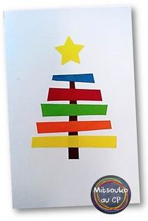 Des cartes de vœux à faire réaliser aux élèves