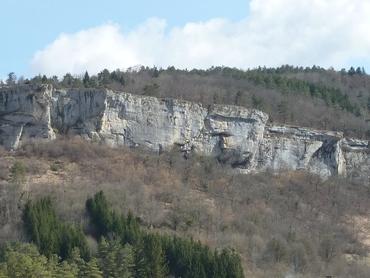 Ornans - Roche Lahier