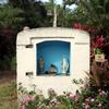 Macouba - Distillerie JM - Oratoire dédié à la Vierge (Fin XVIIIéme) - Photo : Edgar