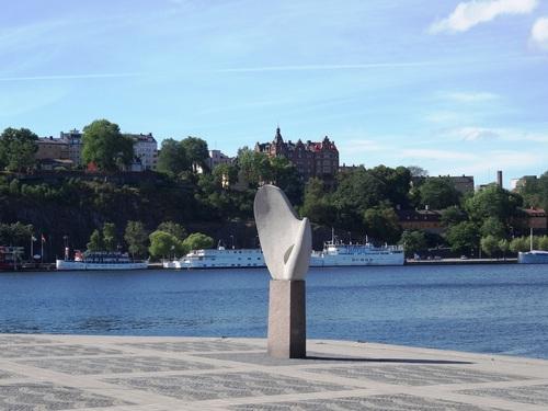 L'Ile des Chevaliers à Stockholm en Suède (photos)