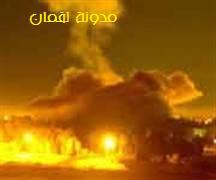 انفجار ضخم في تركستان الشرقية