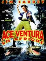 Ace Ventura en Afrique affiche