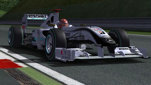 Team Mercedes GP